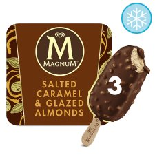 Magnum Collection Salted Caramel Glaze Almond Ice Cream 270Ml