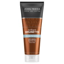 John Frieda® Brilliant Brunette Colour Protecting Moisturising Shampoo 250ml