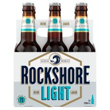 Rockshore Light 6X330ml Bottle