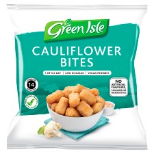 Green Isle Cauliflower Bites 400G
