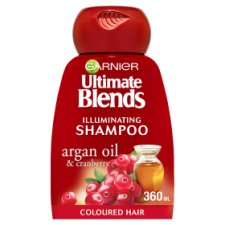 Garnier Ult/B Argan Oil Shampoo Coloured Hair 360Ml