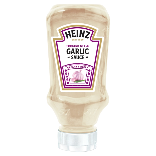 Heinz Turkish Style Garlic Sauce 230g