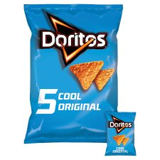Doritos Cool Original 5X30g