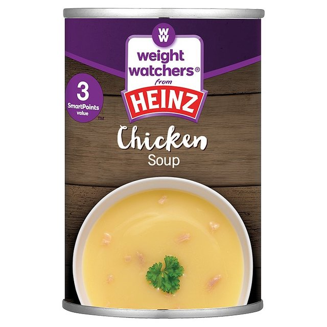 Weight Watchers from Heinz Chicken Soup 295g