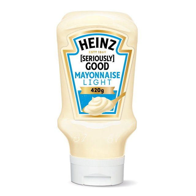 Heinz Seriously Good Light Mayonnaise 420g