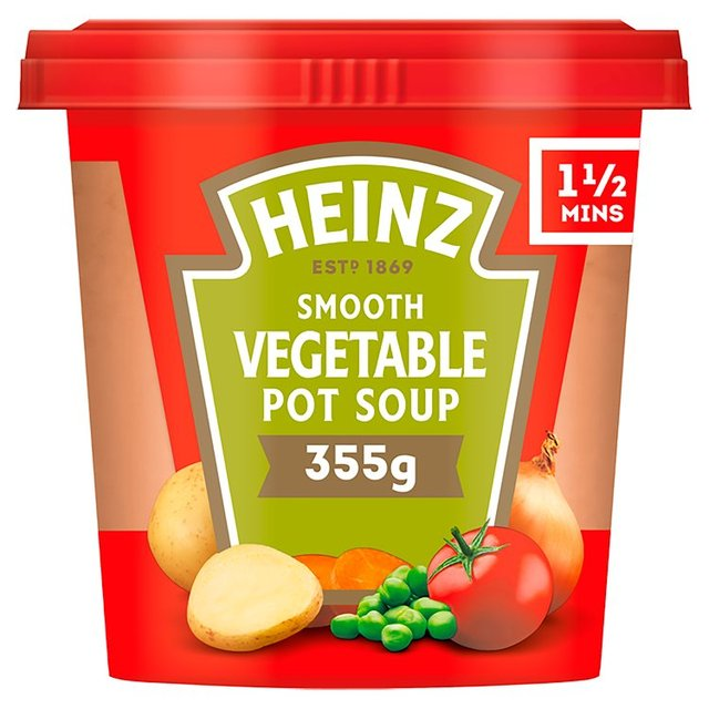 Heinz Smooth Vegetable Pot Soup 355g