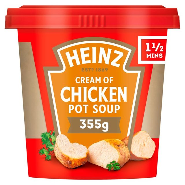 Heinz Cream of Chicken Pot Soup 355g