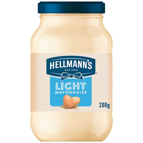 Hellmann's  Light Mayonnaise 200g