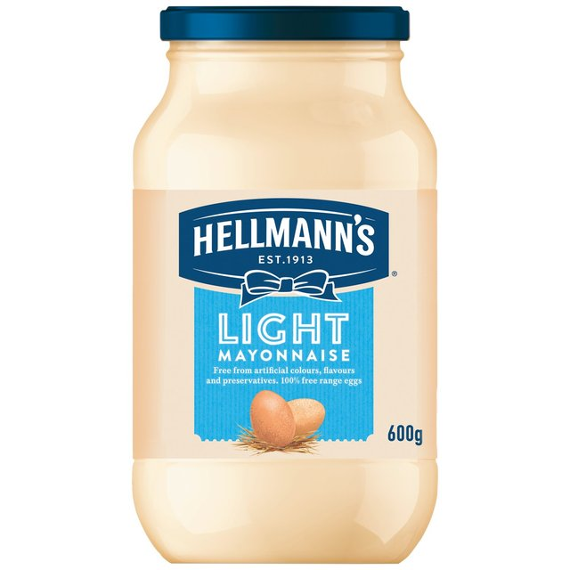 Hellmann's Light Mayonnaise 600 g