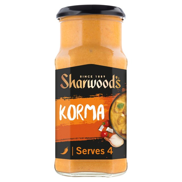 Sharwood's Korma Mild Curry Sauce 420g