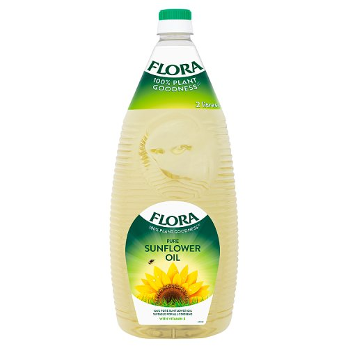 Flora Sunflower Oil 2L