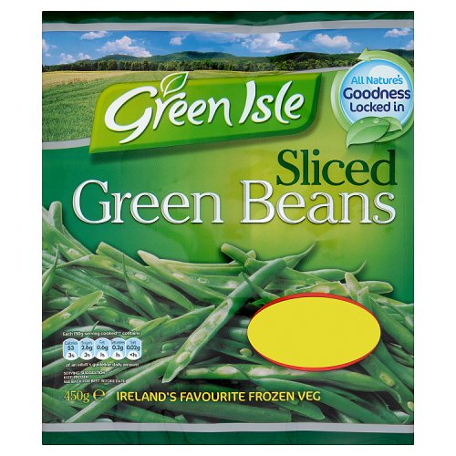 Green Isle Sliced Green Beans 450g