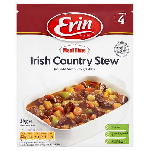 Erin Meal Time Irish Country Stew Mix 39g