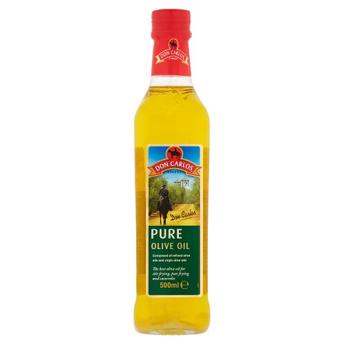 Don Carlos Finest Pure Olive Oil 500ml