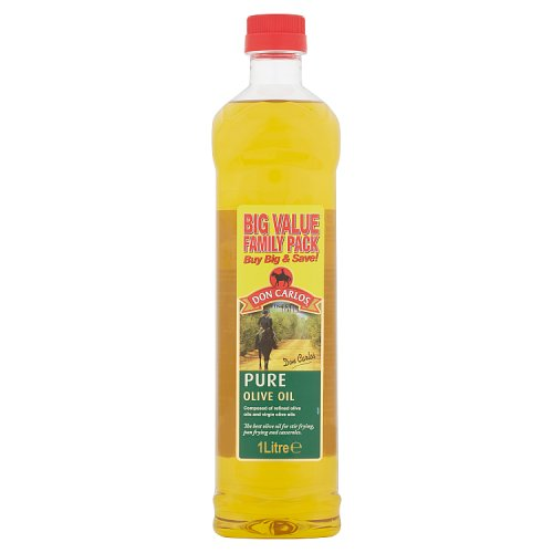 Don Carlos Pure Olive Oil 1 Litre