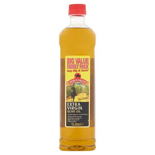 Don Carlos Extra Virgin Olive Oil 1 Litre