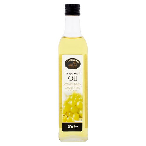 Lakeshore Grape Seed Oil 500ml