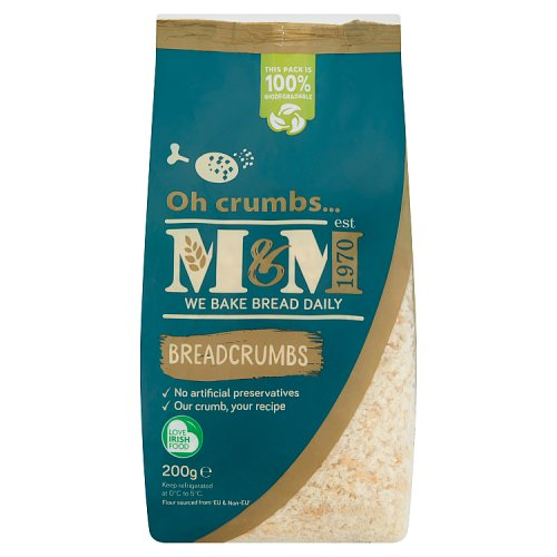 M&M Breadcrumbs 200g