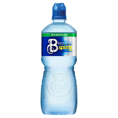 Ballygowan Still Natural Mineral Water Sports Bottle 750ml