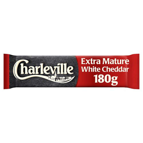 Charleville Premium Reserve Extra Mature White Cheddar 180g