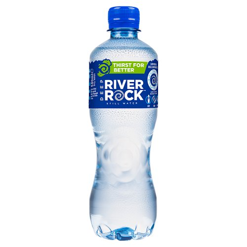 Deep RiverRock Refresh Still Water 500ml