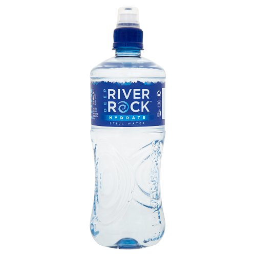 Deep RiverRock Hydrate Still Water 750ml