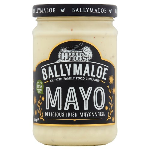 Ballymaloe Delicious Irish Mayonnaise 240g