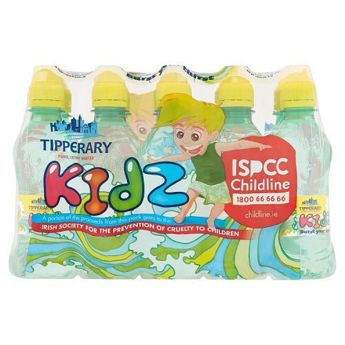 Tipperary Kidz Pure Irish Water 10 x 250ml