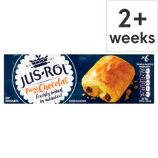 Jus-Rol Pains Au Chocolate Dough 6 Pack 275G