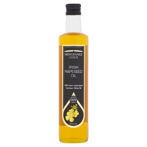 Newgrange Gold Irish Rapeseed Oil 500ml