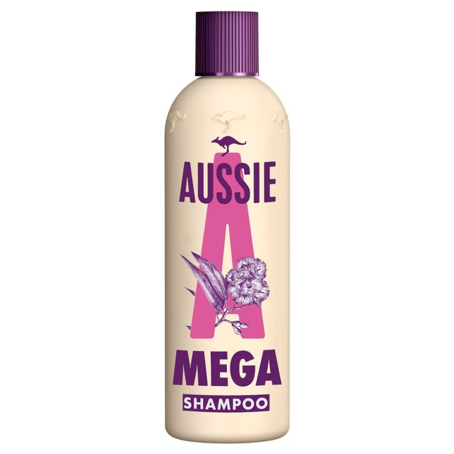 Aussie Shampoo Mega for everyday cleaning 300ml