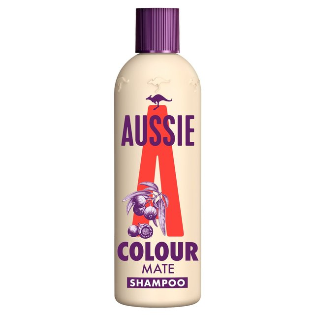Aussie Shampoo, Colour Mate Shampoo For Coloured Hair 300ml