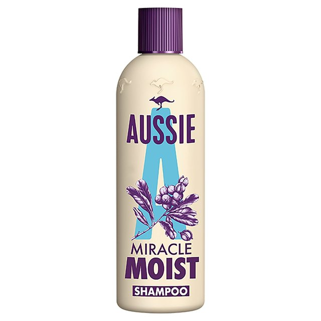 Aussie Shampoo Miracle Moist For Dry and Frizzy Hair 300ml