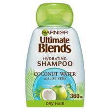 Garnier Ult/B Coconut Water Shampoo Dry Hair 360Ml
