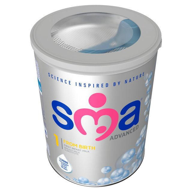 SMA® ADVANCED First Infant Milk From Birth 800g