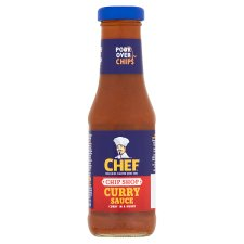 Chef Chip Shop Curry Sauce 325G Sauce 325G