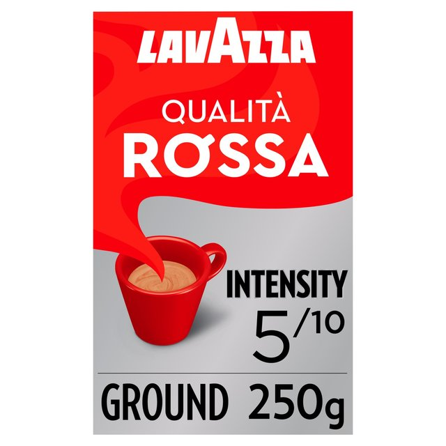 Lavazza Qualità Rossa Ground Coffee 250g