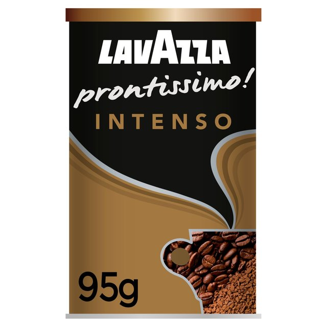 Lavazza Prontissimo Intenso Instant Coffee 95g