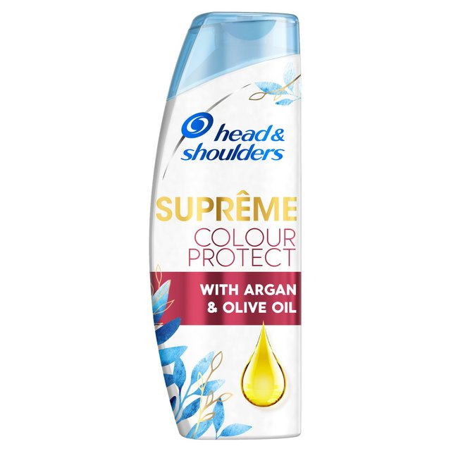 Head & Shoulders Anti-Dandruff Shampoo Supreme Color Protect 400ml