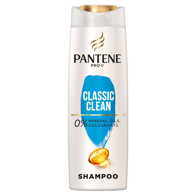 Pantene Pro-V Classic Clean Shampoo 360ML, For Normal To Mixed Hair