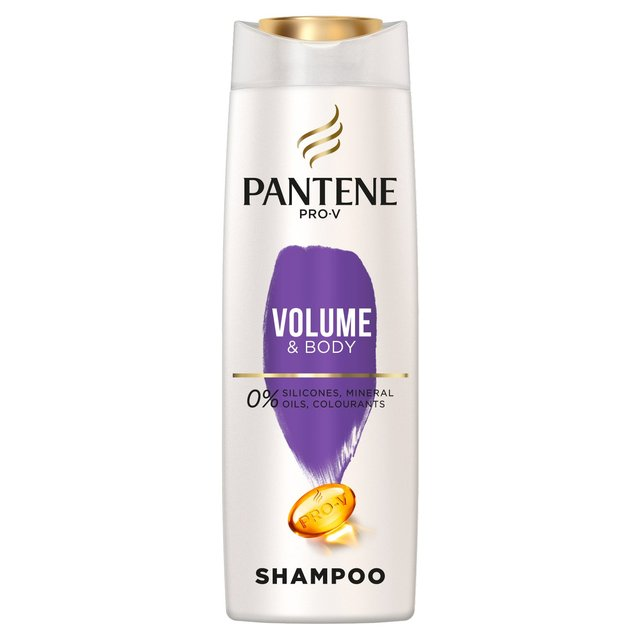 Pantene Pro-V Volume & Body Shampoo 360ML, For Flat Hair