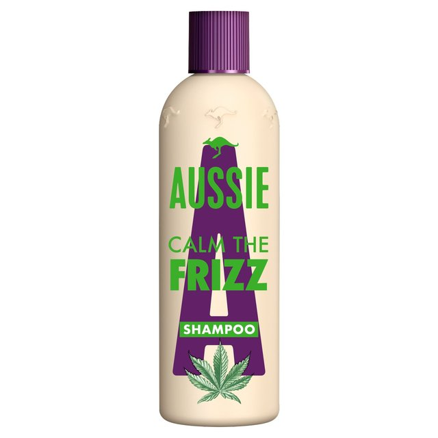 Aussie Calm The Frizz Shampoo 300ml, Frizz Shampoo