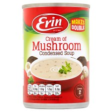 Erin Condensed Cream Of Mushroom Soup295g