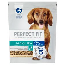 Perfect Fit Senior Joint Mobility Chicken Dog Food 825G