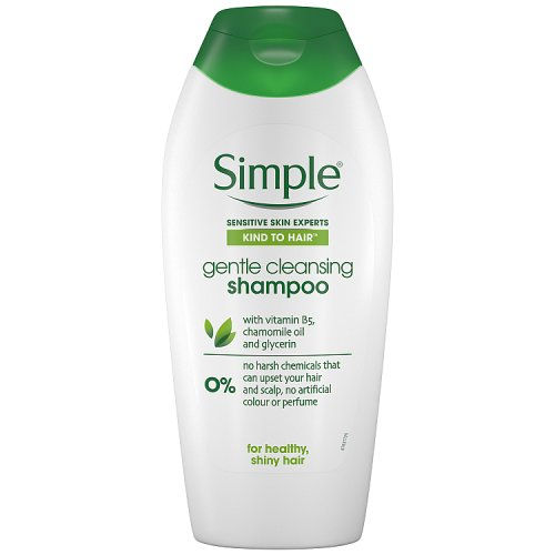 Simple Gentle Care Shampoo 400ml