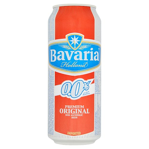 Bavaria 0.0% Original Alcohol Free Beer 500ml