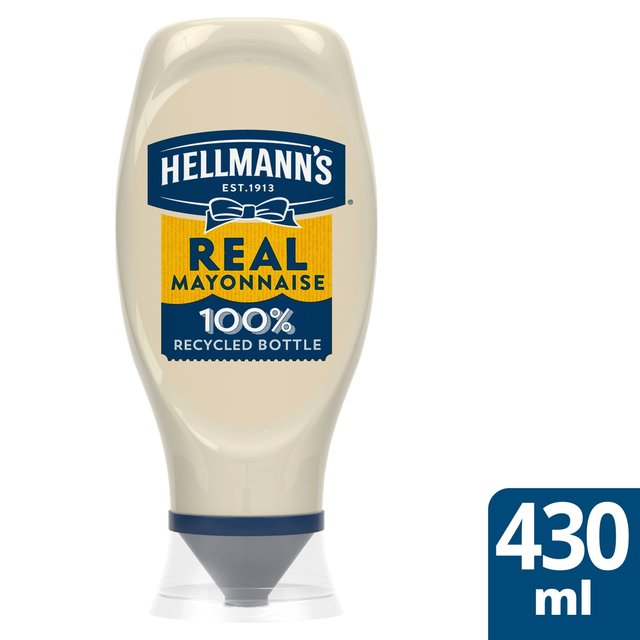 Hellmann's Real Squeezy mayonnaise 430 ml