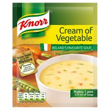 Knorr Cream Of Vegetable Soup 44G