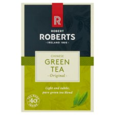 Robt Roberts Chinese Green Tea 40 Pack