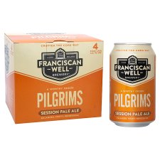 Franciscan Well Pilgrims Pale Ale 4 x 330ml